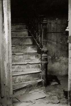 Stair Case in Havana by Evelyn Fitzgerald